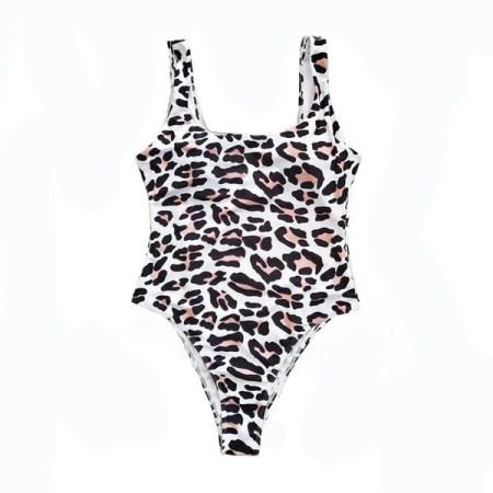 Shady Lady Kenya Leopard One Piece