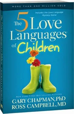 The 5 Love Languages for Children {Book Review}