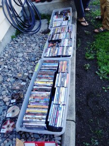 garage sale movies