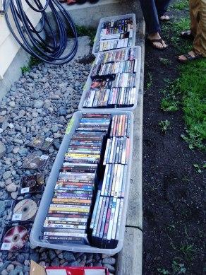 garage sale movies