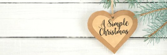 a simple christmas series by simple on purpose