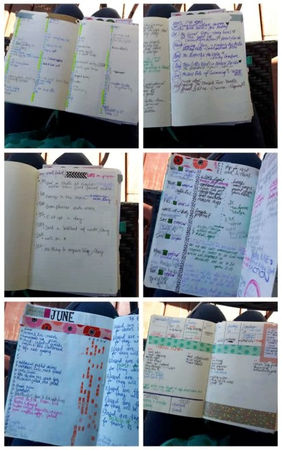 how to bullet journal