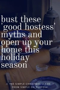 good hostess myths