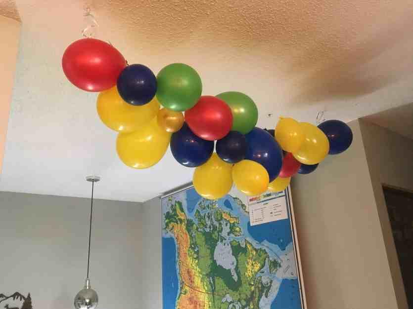 balloon arch fail