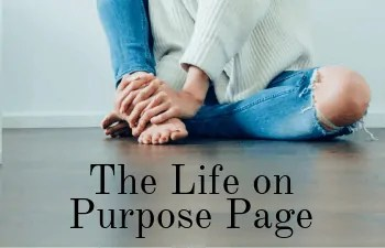 life on purpose page for moms