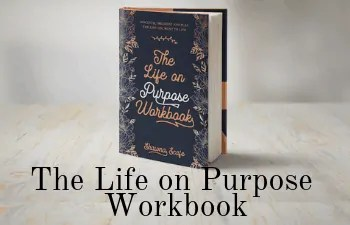 life on purpose workbook for moms
