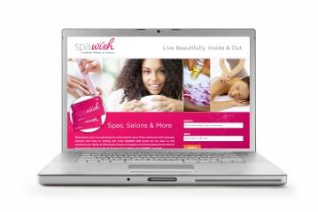 SpaWish Website