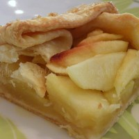 Easy Rustic Apple Tart