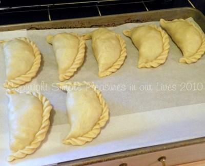 Place on prepared baking sheet
