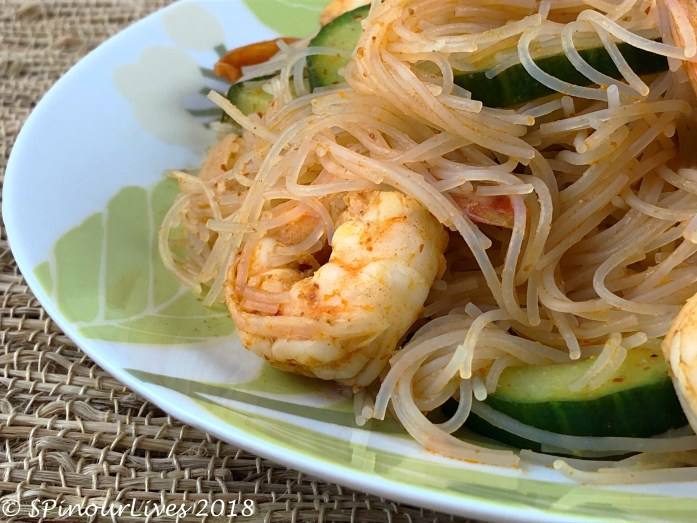stir fried tom yum noodles simple pleasures in our lives