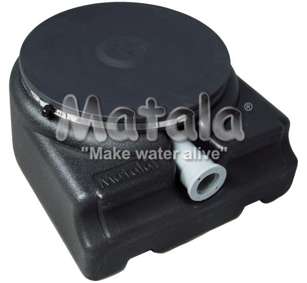 """Matala 9"""" Diffuser and Base"""