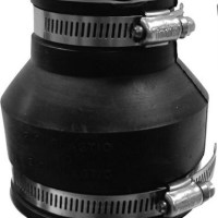 2 inch - 3 inch Rubber Coupler