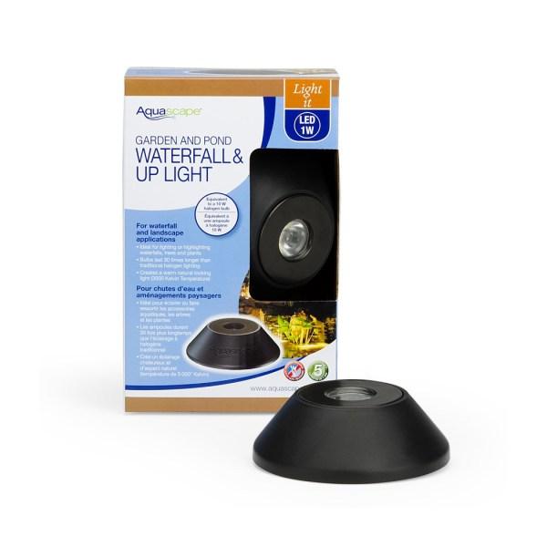 Aquascape one watt puck light