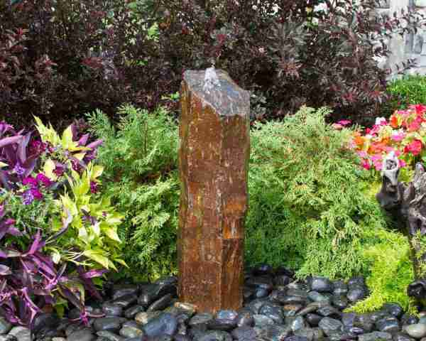 Large Basalt Fountain Kit