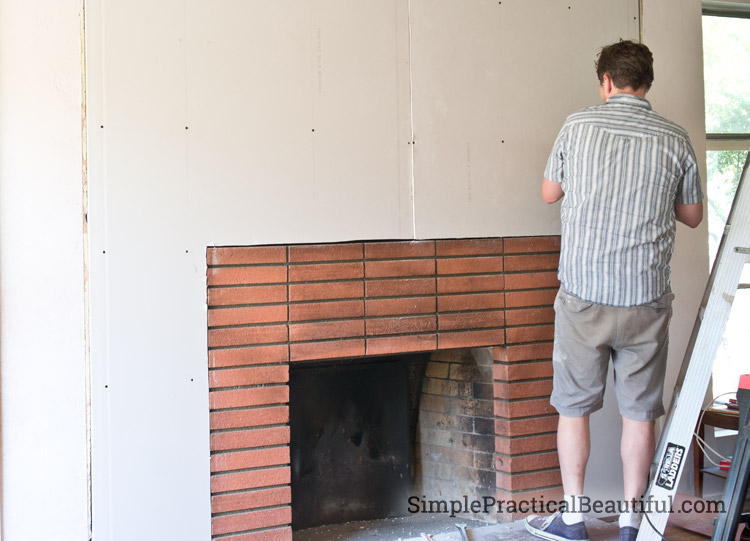 How to cut and install dry wall
