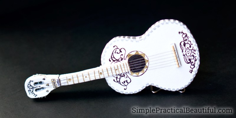 Coco Guitar Simple Practical Beautiful