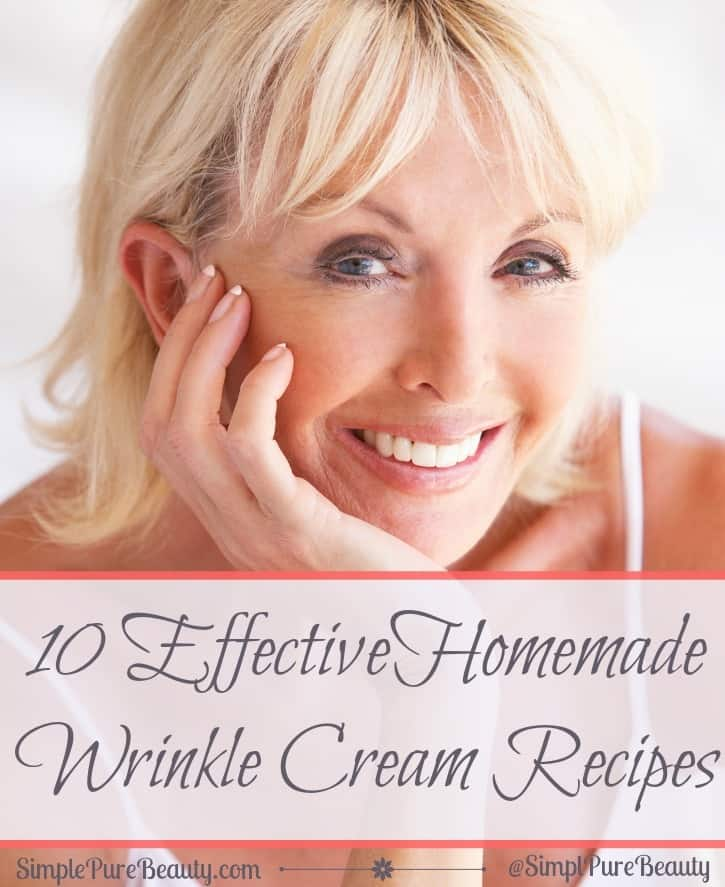 Let's face it, we're all getting older. But that doesn't mean we have to break the bank buying expensive anti-aging cream and wrinkle treatment. You can whip diy wrinkle cream and diy eye cream in a jiffy. They might even work better than those expensive brands!
