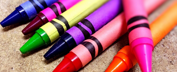 crayon school supplies