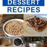 quick and easy desserts
