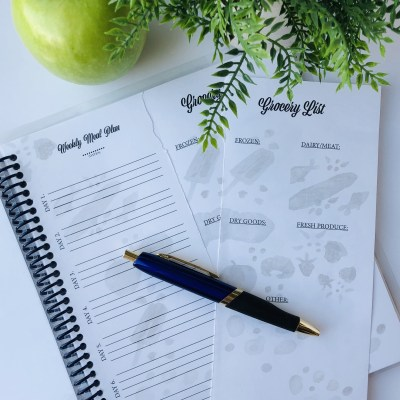 7 Steps to Create A Simple Weekly Meal Plan
