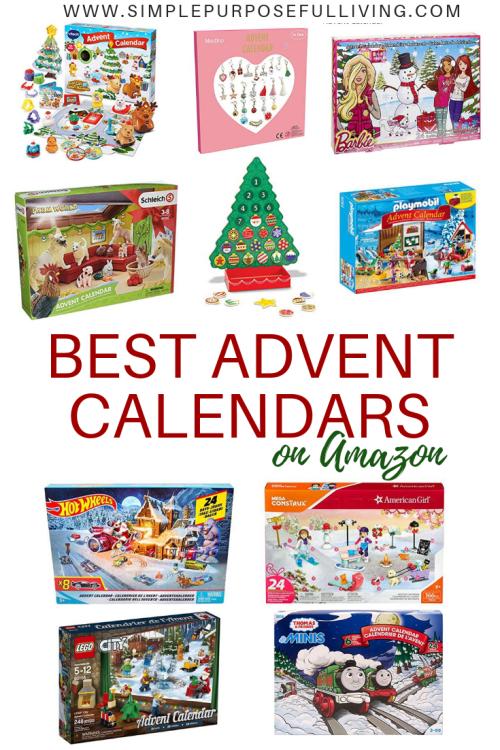 best advent calendars on Amazon