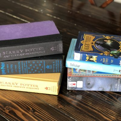 Harry Potter Helped My Son Fall in Love with Reading + 17 Books Series to Read After Harry Potter