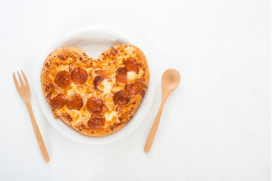 heart shaped pizza valentine's day activity ideas