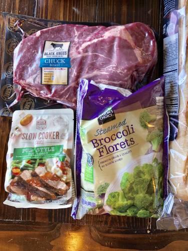 Aldi Shopping List + Weekly Meal Plan   Simple Purposeful Living