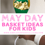 May Day basket ideas for kids