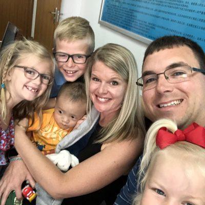 China Adoption Trip | Gotcha Day