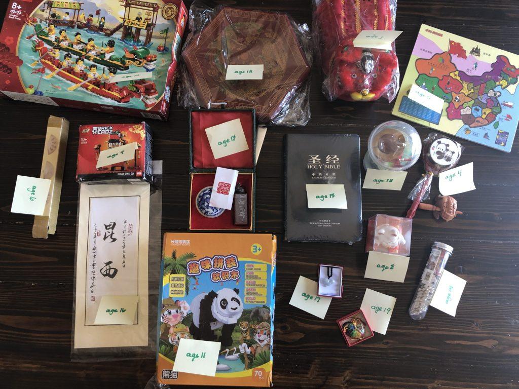 China Adoption Gifts Ideas