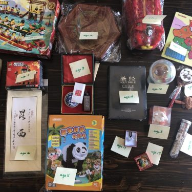 China Adoption Gifts Ideas