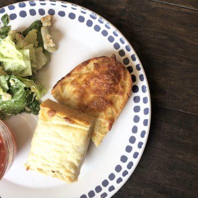 Cheesy Garlic Bread Pizza Recipe
