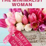 10 gift itdea for the minimalist mom