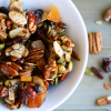 Clean Eating Trail Mix Clusters