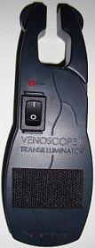 Venoscope II Transilluminator Adult / Baby Vein Finder
