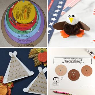 Preschool Social Studies & History