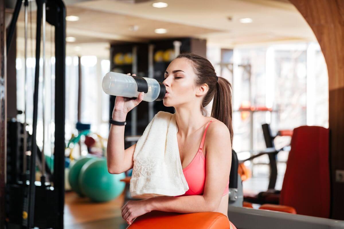 можно ли пить во время тренировки
