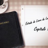 Estudo do Livro de Lucas - Capítulo 1