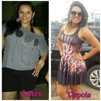 Meu Antes e Depois - Reeducação Alimentar