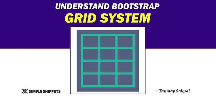 boostrap grid system tutorials