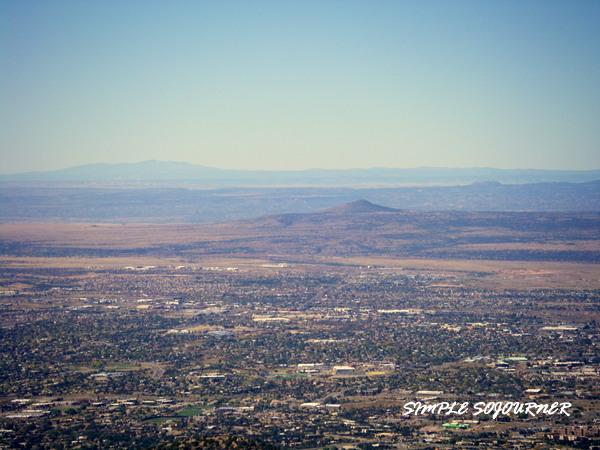 BLUE BEAD MOUNTAIN....SANTE FE NEW MEXICO