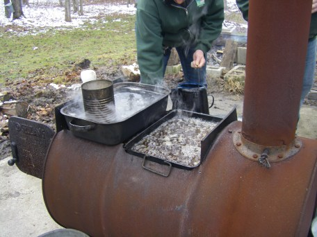 Old Fashioned Sugaring