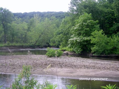 CUYAHOGA RIVER BEND
