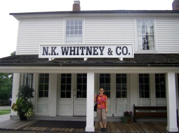 WHITNEY GENERAL STORE
