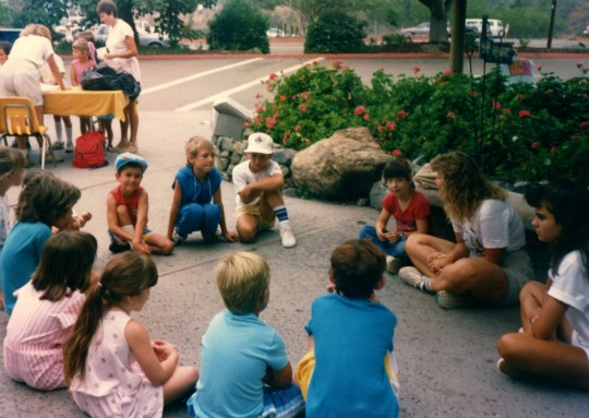 San Diego Safari Park Summer Day Camp 1989 todd | Simple Sojourns