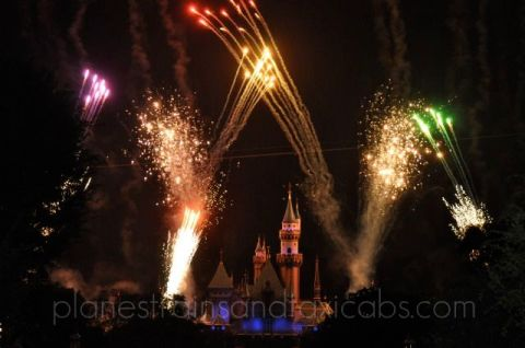 Disneyland-Summer-Nightastic-Fireworks - Simple Sojourns