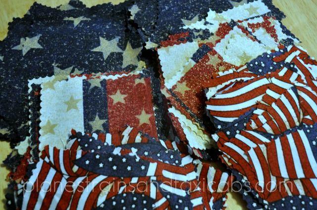 Patriotic Door Wreaths Tutorial 9 Simple Sojourns