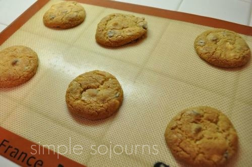 Toll House Chocolate Chip Cookies 7