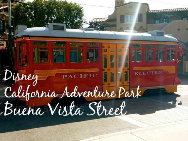 Disney Buena Vista Street - Simple Sojourns